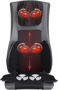 Shiatsu Seat Cushion Massage