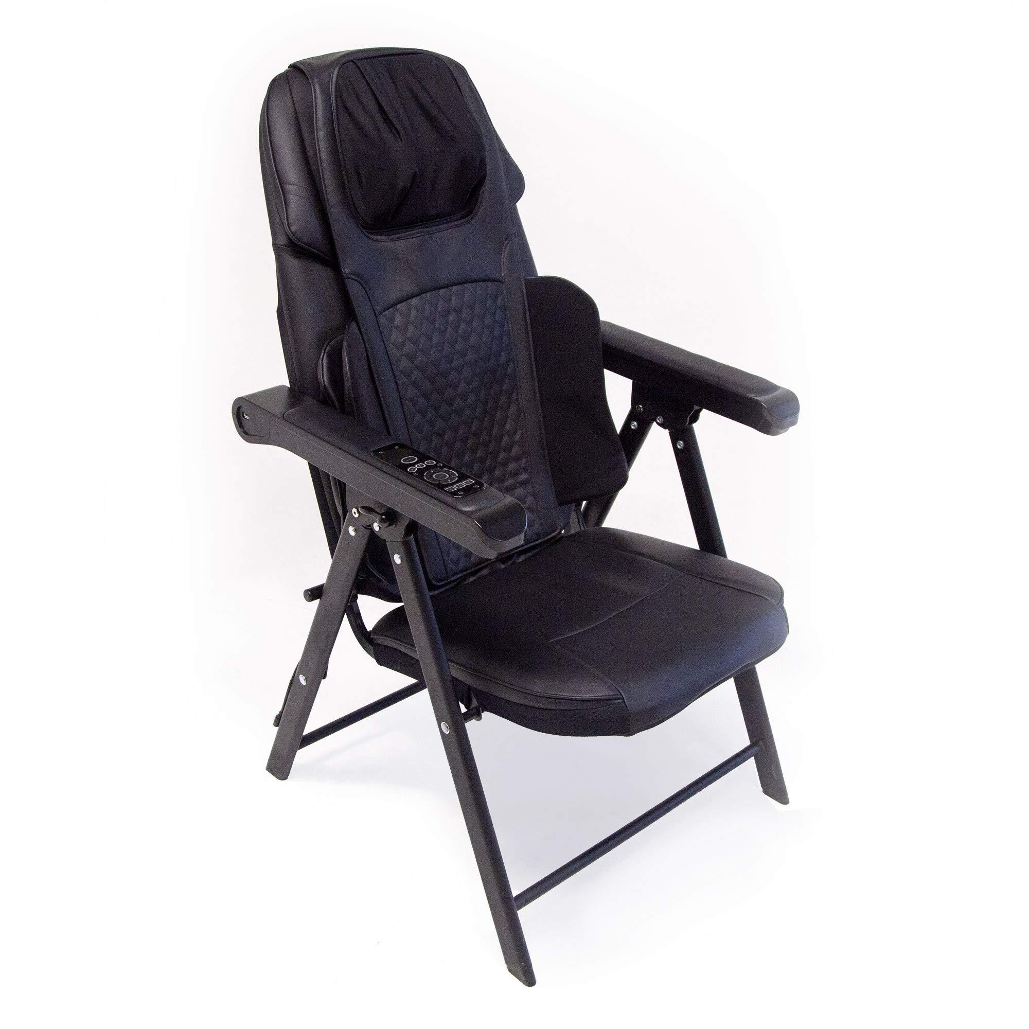 InstaShiatsu Folding Massage Chair