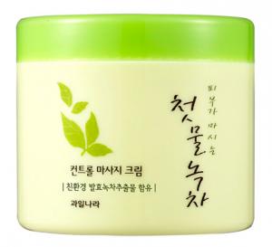 Kwailnara The First Green Tea Control Massage Cream