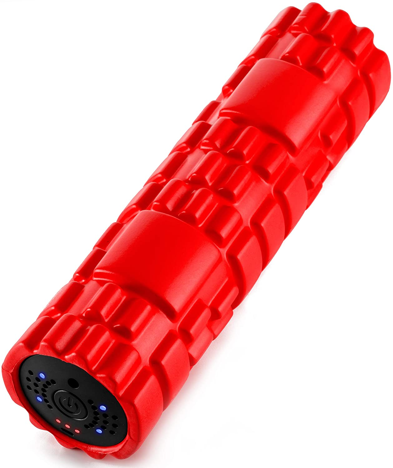 SUVIUS Electric Vibrating Rechargeable Foam Roller