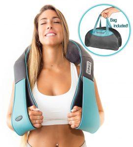 Shiatsu Deep Tissue Massager