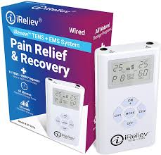 TENS + EMS Pain Relief & Recovery System