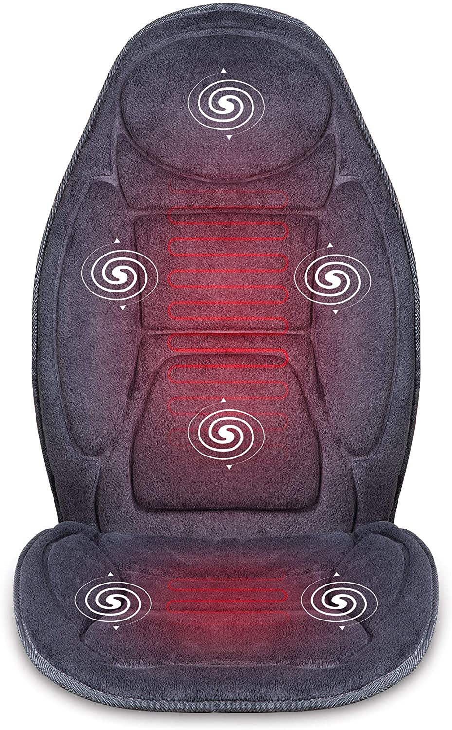 Snailax Massage Seat Cushion-Extra Memory Foam