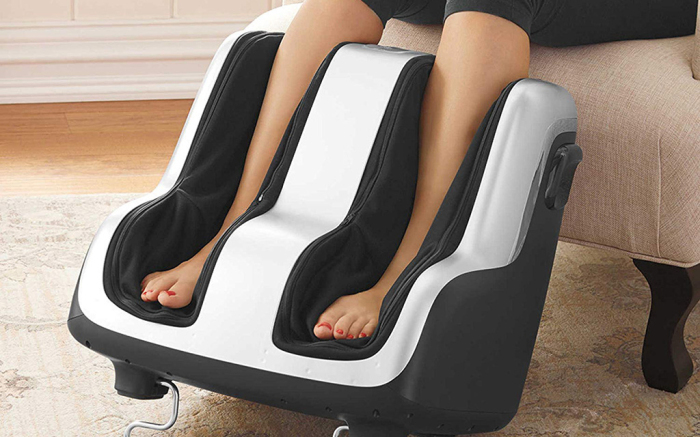 foot massager page cover