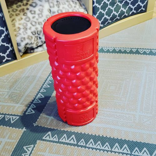 Epitomie Fitness Vibrating Foam Roller